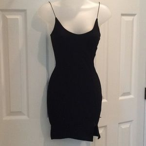 Strapped Bodycon dress